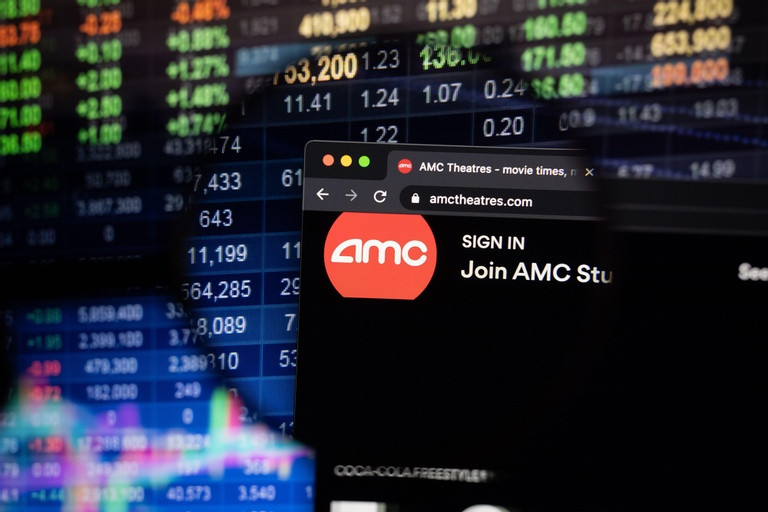 AMC stock nearly doubles — but hedge fund has 'no regrets' about selling