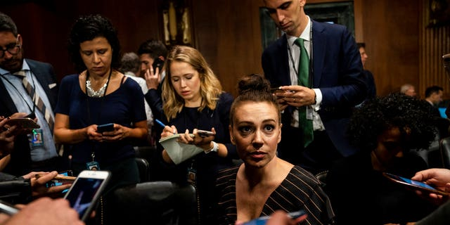 Alyssa Milano considering run for Congress in 2024: 'I'm looking at California's 4th District'