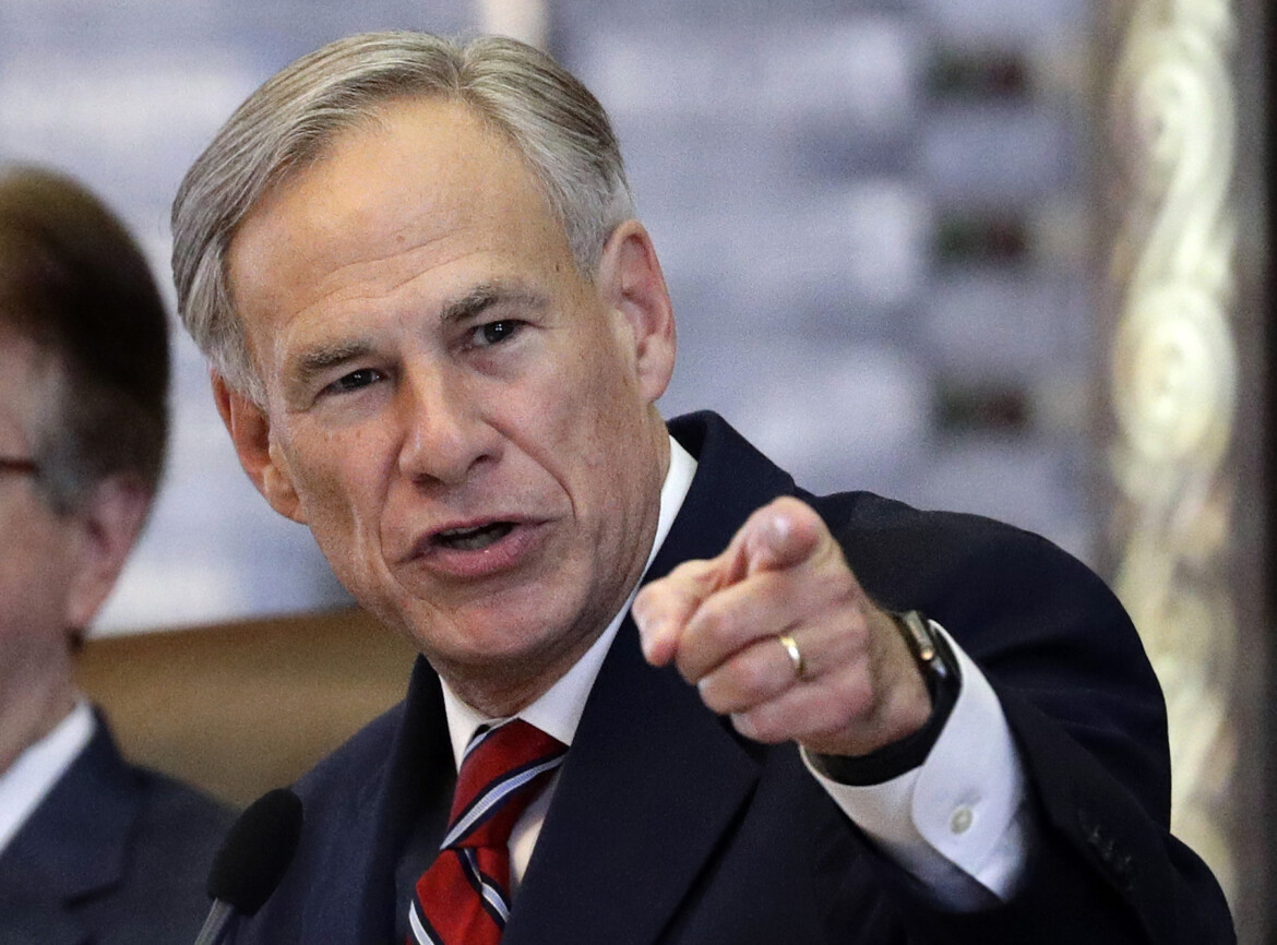 Texas Gov. Defunds Legislature After Democrats Staged Walk Out to Protest Voter Suppression Bill