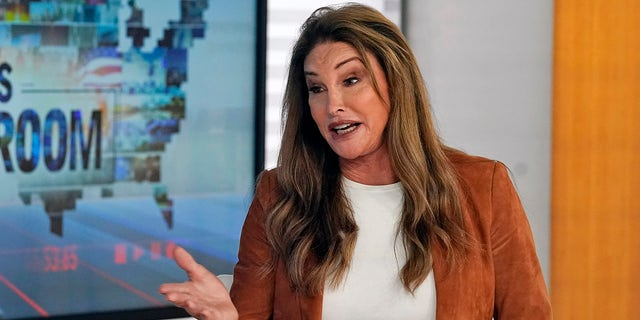 Caitlyn Jenner says 'California is sick,' problems go beyond COVID