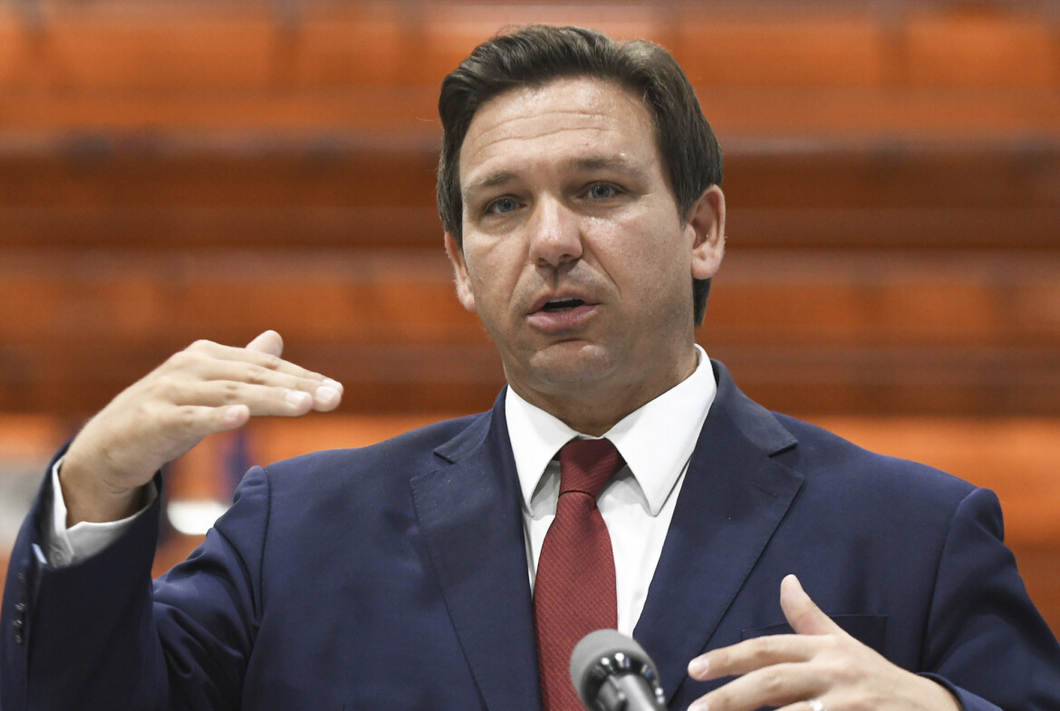 DeSantis Brags About Florida Budget That Includes Billions in Federal Funds He Opposed