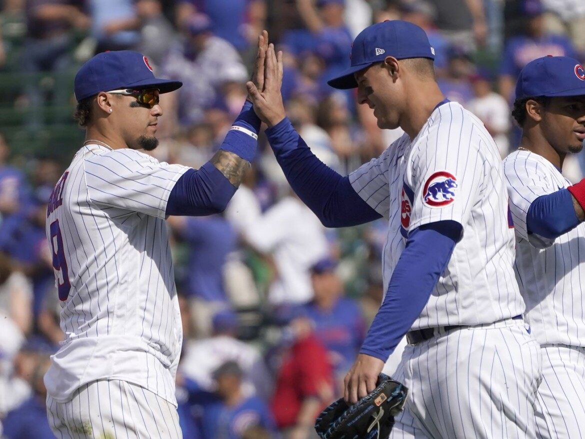 Javy Baez, Anthony Rizzo lead Cubs over Padres 6-1