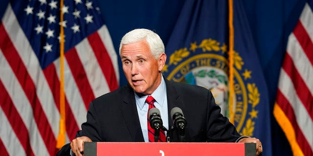 Pence, targeting critical race theory, declares 'America is not a racist nation'