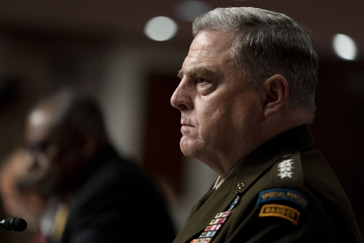 Watch: Gen. Mark Milley Delivers Powerful Defense of Studying Critical Race Theory