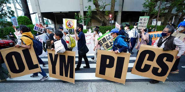 Japan's 'Dr. Fauci' suggests having no spectators at Olympics is safest option amid ongoing COVID pandemic