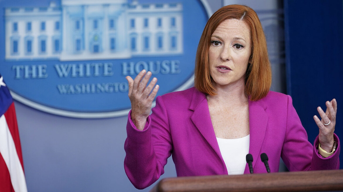 Psaki says Harris' border visit is to places where Trump-era policies were 'so problematic'