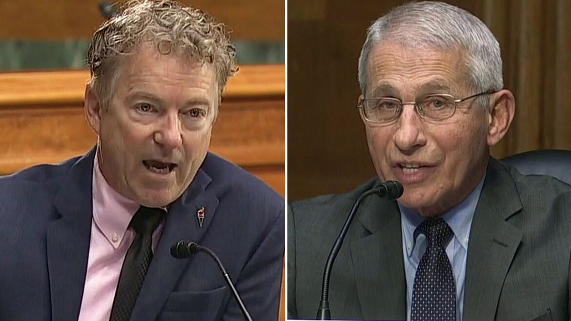 Rand Paul says family has received death threats over Fauci criticism