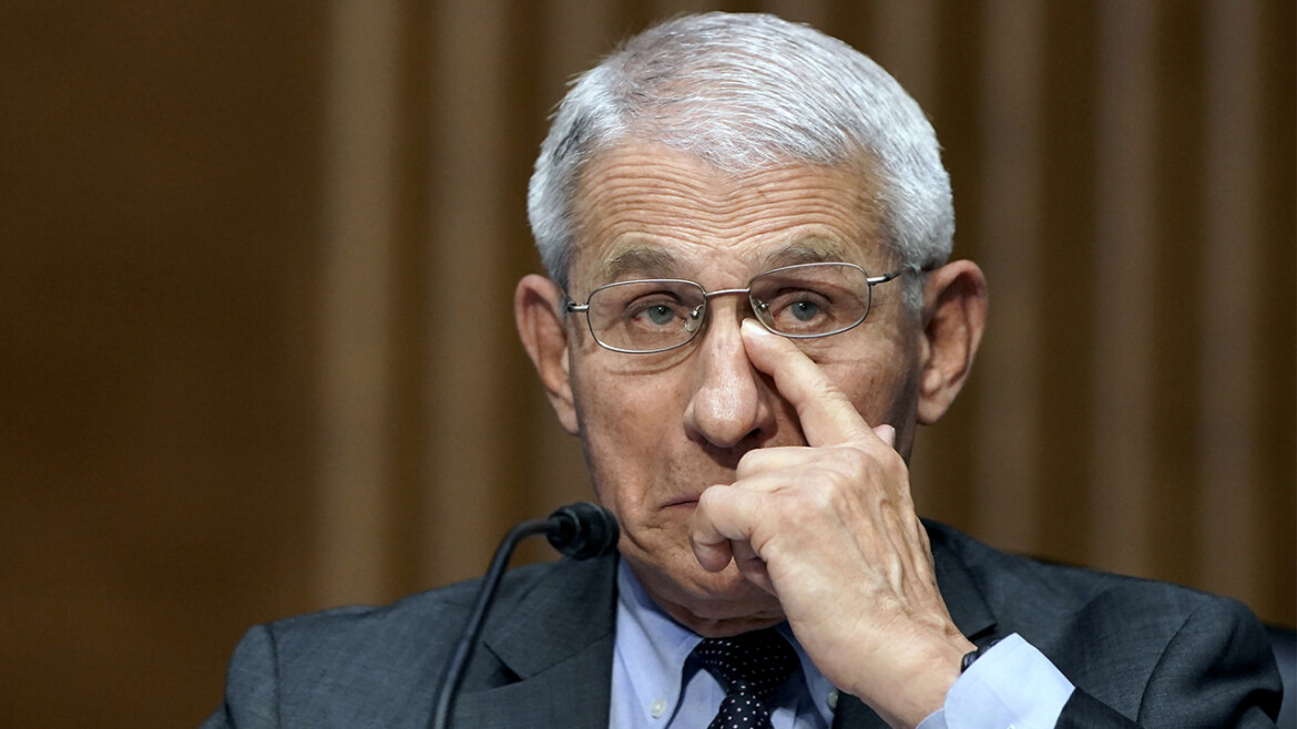 Stanford epidemiologist says Fauci's credibility is 'entirely shot'