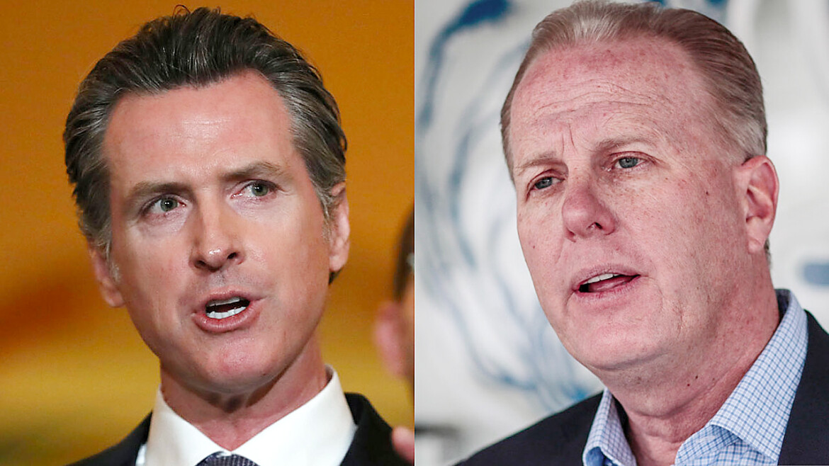California GOP gubernatorial contender charges Newsom 'has failed us' in new ad