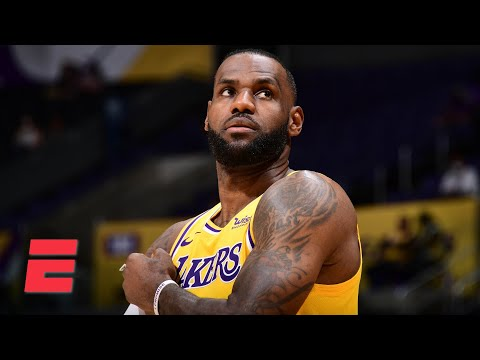 Anthony Davis is questionable for Game 5. Can LeBron carry the Lakers to victory?   KJZ