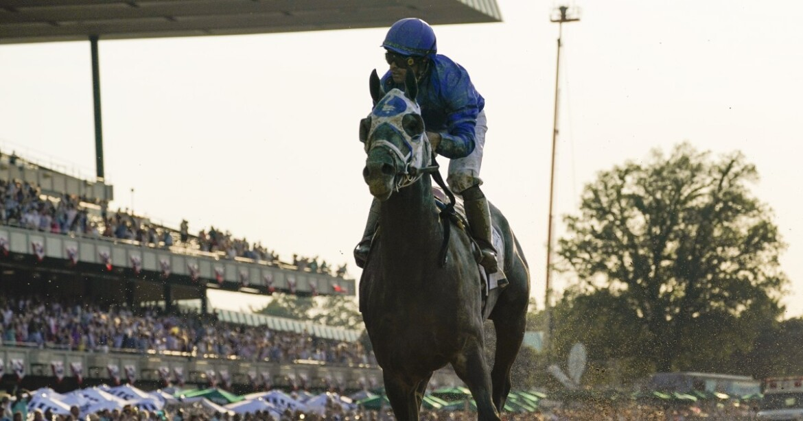 Horse racing newsletter: Essential Quality wins Belmont Stakes