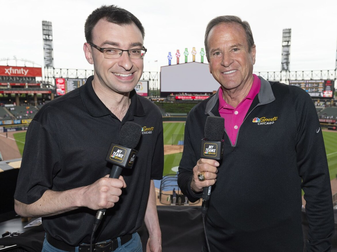 White Sox voice Jason Benetti's excitement for Olympics goes beyond calling baseball