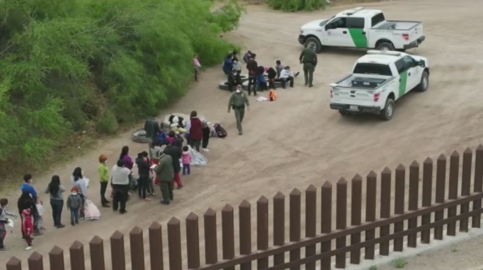 Migrant encounters rise above 180K in May as border crisis continues
