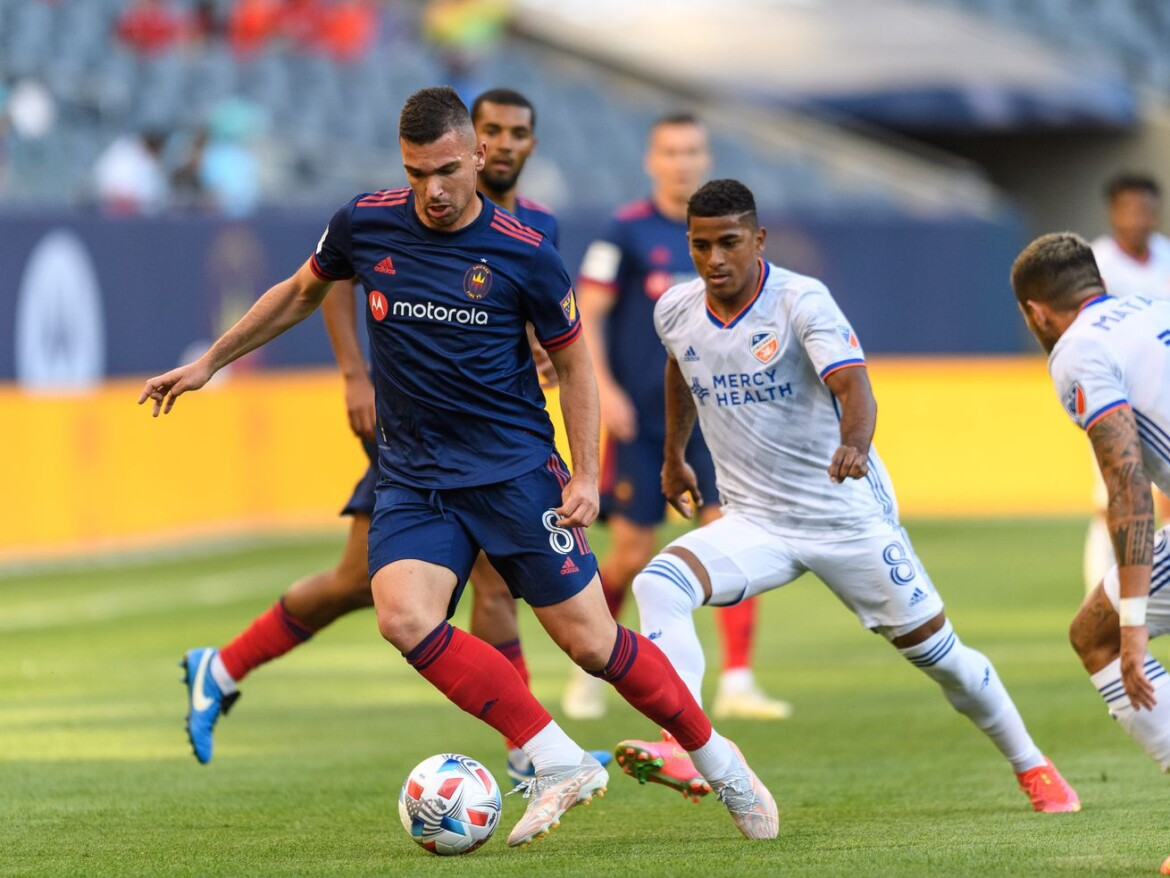 Fire fall to last in MLS with 1-0 loss to FC Cincinnati