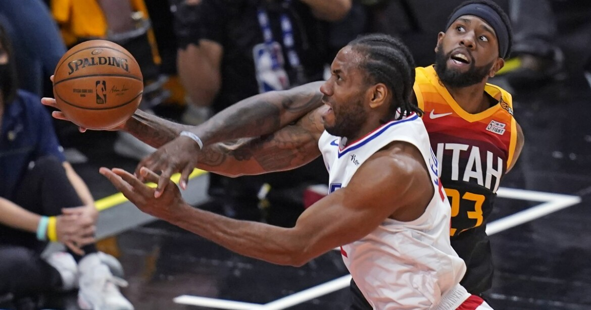 Clippers' Kawhi Leonard named to NBA all-defense team for seventh time