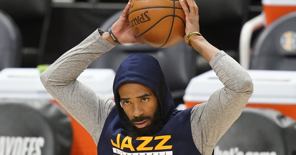 Clippers must be on guard for possible return of Jazz's Mike Conley in Game 5