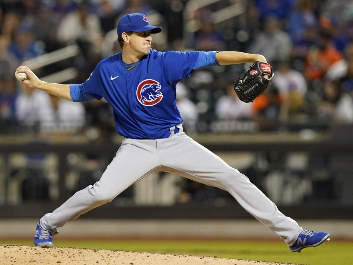 Kyle Hendricks ends Cubs' three-game skid against the Mets, wins seventh consecutive start