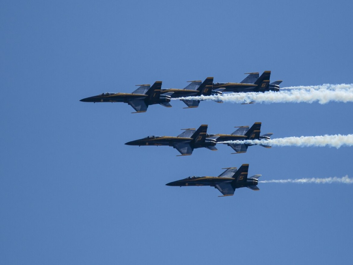 Much scaled-back Air and Water Show planned for August
