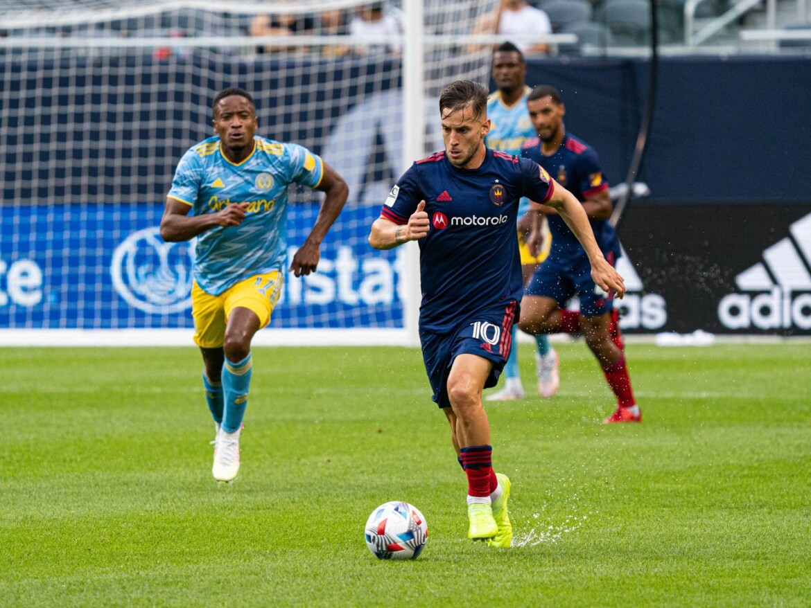 Draw with Philadelphia does little to help Fire