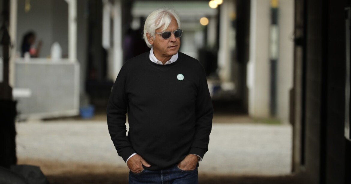 Horse racing newsletter: Churchill Downs suspends Baffert for two years