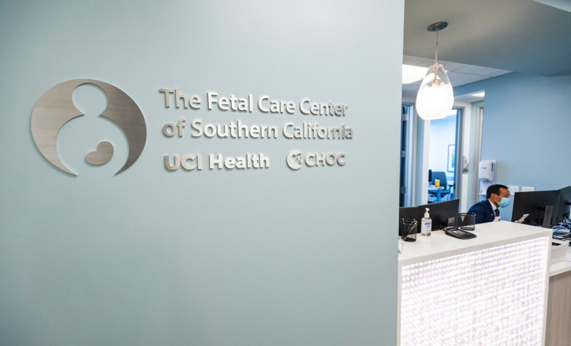 All-in-one Fetal Care Center set to open at CHOC in Orange