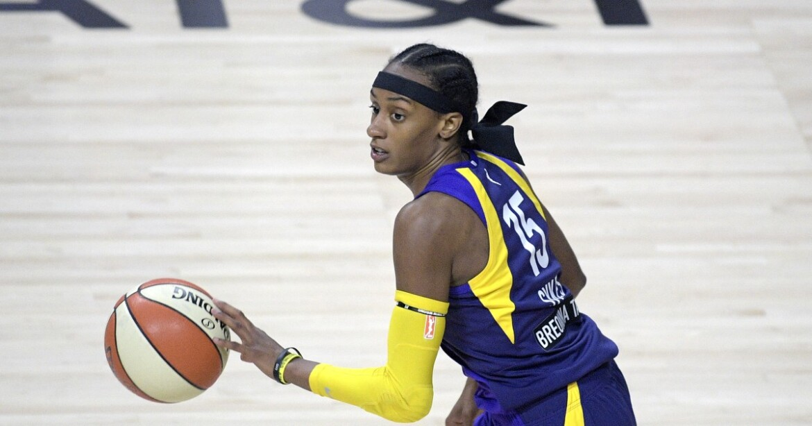 Sparks' two-game win streak snapped by Mystics