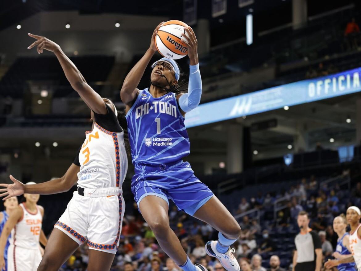Sky get statement win beating Eastern Conference leading Connecticut Sun 81-75