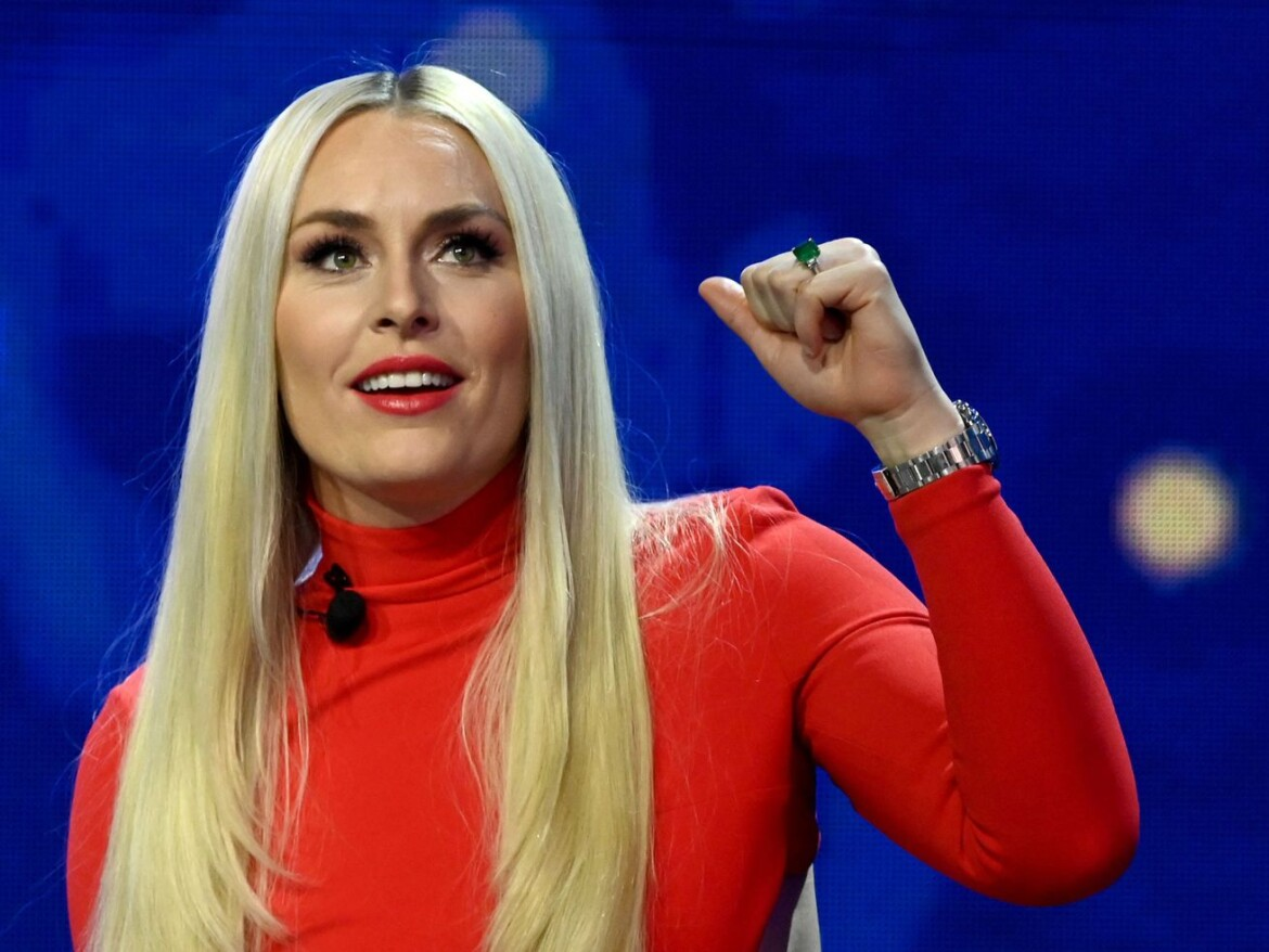 Lindsey Vonn talks strain of Olympics, mental health: 'Everyone should have a therapist'