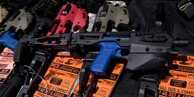 Biden administration's proposal to regulate pistol-stabilizing braces comes under fire from Republicans