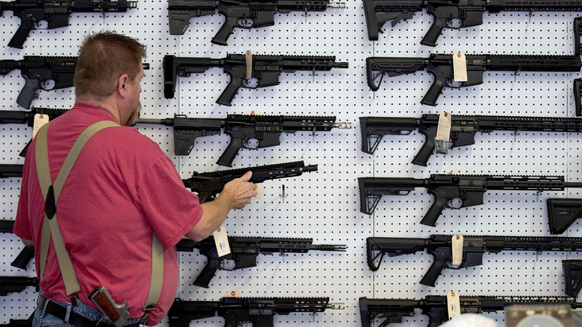 California 'assault weapons' ban repeal should stay, 22 states urge Ninth Circuit