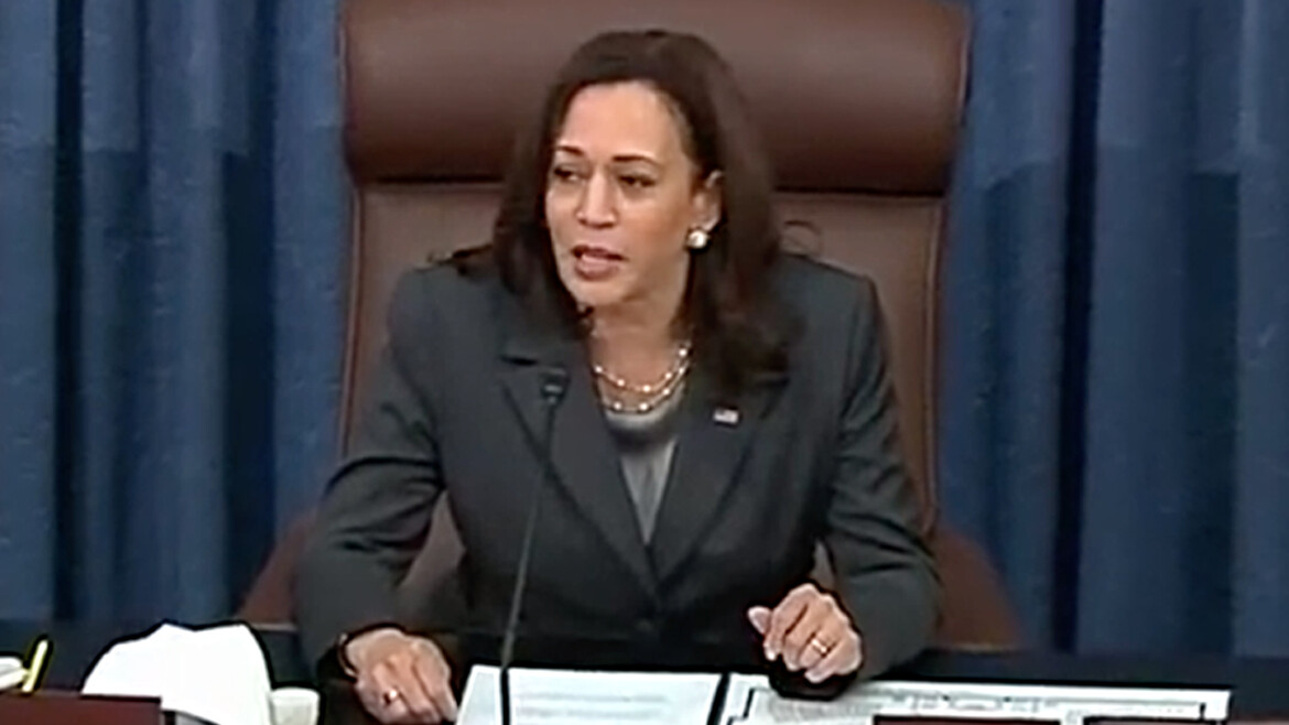 Harris' office insists Republican pressure did not impact decision to visit border