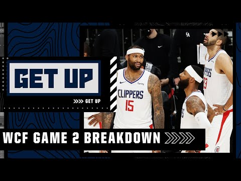 How the Clippers should've defended Deandre Ayton's last-second dunk | Get Up