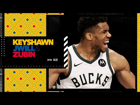 Is Giannis the best player remaining in the NBA playoffs? | KJZ