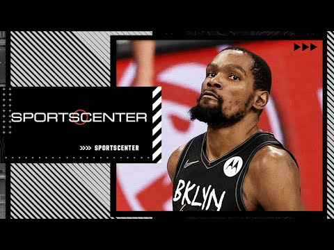 Is Kevin Durant more gifted than Michael Jordan? | SportsCenter with Stephen A. Smith