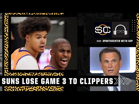 Tim Legler breaks down what went wrong for Suns in Game 3 loss to Clippers   SportsCenter