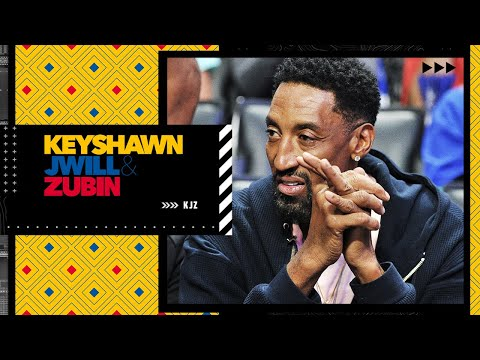 Scottie Pippen calls out Kevin Durant and Ben Simmons | KJZ