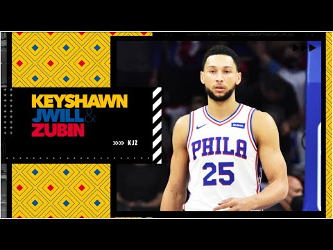 Why it's not all doom and gloom for Ben Simmons with the 76ers just yet   KJZ