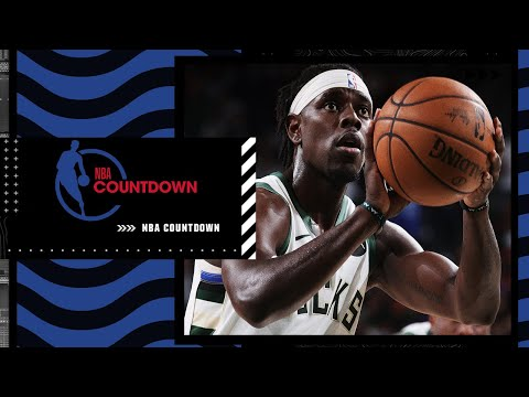 Jalen Rose & Woj on how Jrue Holiday made the difference for the Bucks vs. the Hawks | NBA Countdown