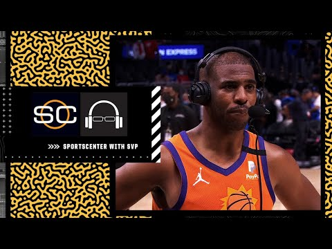 Chris Paul on Deandre Ayton after Suns win: 'We're going to get him a bag this summer'   SC with SVP