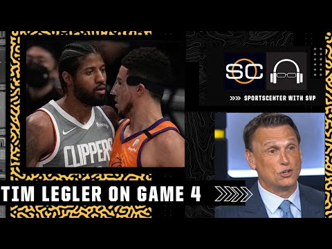 Tim Legler breaks down Suns-Clippers Game 4   SC with SVP