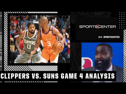 What went wrong for the Clippers in Game 4? | SportsCenter