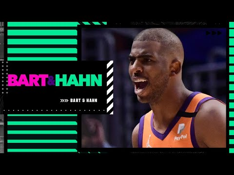 'I see this series being over tonight' – Kendrick Perkins on Clippers at Suns Game 5 | Bart & Hahn
