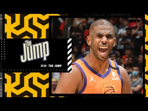 What would a win tonight mean for Chris Paul's legacy? | The Jump