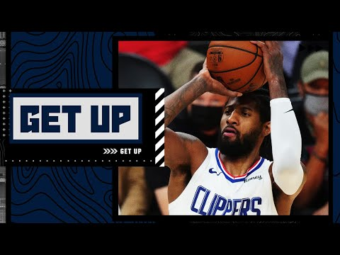 Paul George 'went all Kevin Durant' in the 2nd half of Game 5 – Seth Greenberg | Get Up