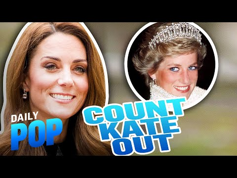 Kate Middleton Won't Attend Princess Diana's Statue Unveiling