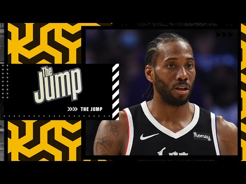 How will Kawhi's knee injury impact his potential free agency? | The Jump