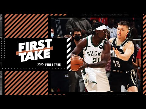 Did Game 4 reveal more about the Bucks or Hawks?   First Take