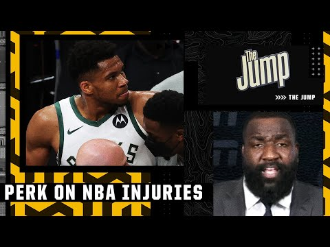 'I have to put a little blame on the NBA' – Perk on injuries to stars this postseason   The Jump
