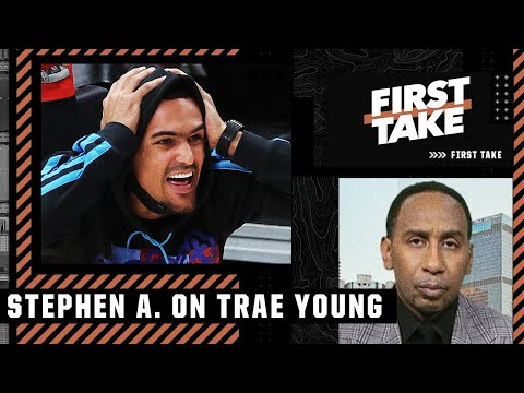 Stephen A. says Trae Young is most important player with Giannis Antetokounmpo out | First Take