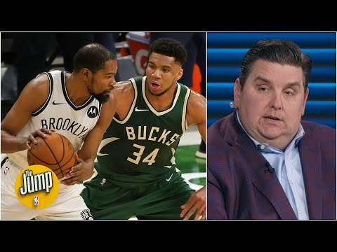 Brian Windhorst says the NBA's future is at stake in Bucks vs. Nets   The Jump
